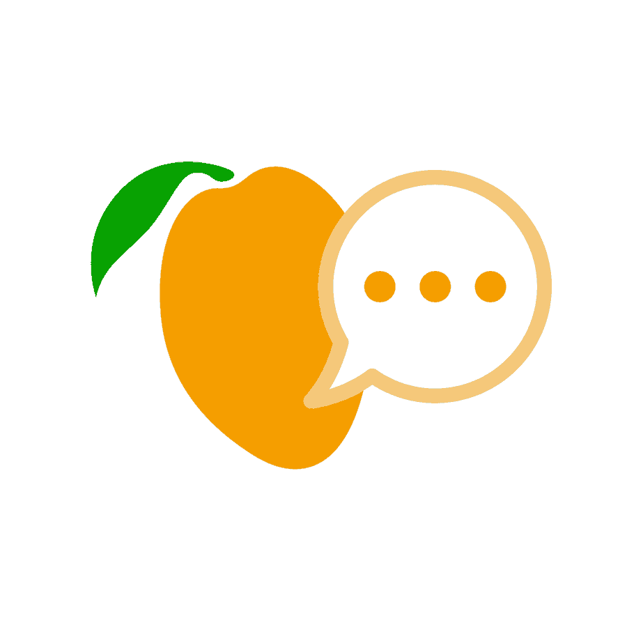 Chatty Mango Logo